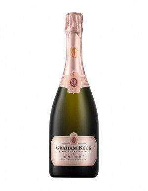 Graham Beck Brut Rosé NV
