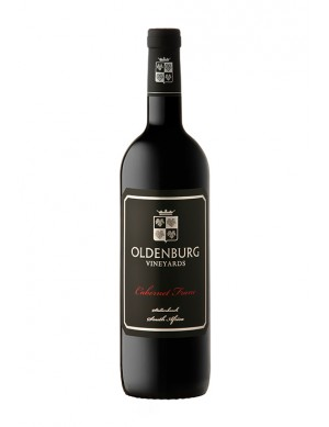 Oldenburg Cabernet Franc - gereift - 2010