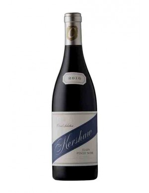 Kershaw Pinot Noir- matured - 2016