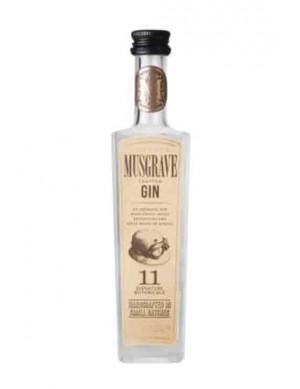 Musgrave Gin 11 Original Mini 5cl - Einzeln und in 12er Box -
