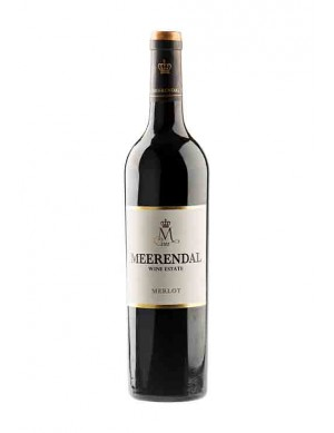Meerendal Merlot - AB 6 FLASCHEN CHF 11.25 PRO FLASCHE  - 2014