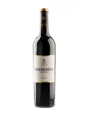"Meerendal Shiraz - gereift - ""BUYER'S RISK"" -  - 2010"