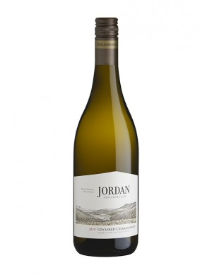 Jordan Chardonnay Barrel Fermented - screw cap - - 2017
