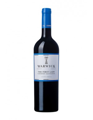 Warwick Cabernet Sauvignon The First Lady - 2017