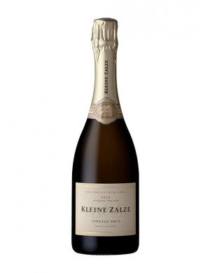"Kleine Zalze Brut MCC Vintage - gereift - ""BUYER'S RISK"" - 2013"
