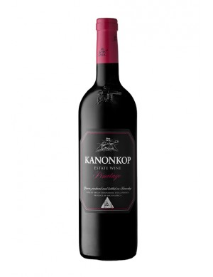Kanonkop Pinotage Black Label - in Geschenkbox - 2017