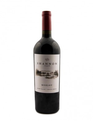 Shannon Black - High End Merlot - EN PRIMEUR VORRESERVATION - Trifft auf ca. Sept. 2020 ein - 2015