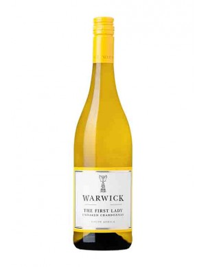 Warwick Chardonnay The First Lady  - 2019