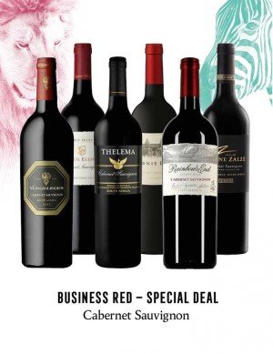 - KapWeine - Special Deal - 7298 BUSINESS CABERNET SAUVIGNON SET 2020 -
