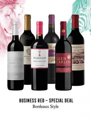 - KapWeine - Special Deal - 7300 BUSINESS BORDEAUX STYLE SET 2020 -