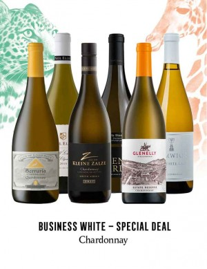- KapWeine - Special Deal - BUSINESS - CHARDONNAY SET 2020 -