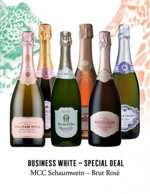 - KapWeine - Special Deal - 7304 BUSINESS MCC ROSÉ SCHAUMWEIN SET 2020
