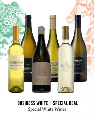 KapWeine - Special Deal - 7307 BUSINESS SPECIAL WHITE WINE 2020