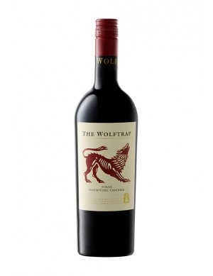 Wolftrap Assemblage Red - screw cap - - 2019