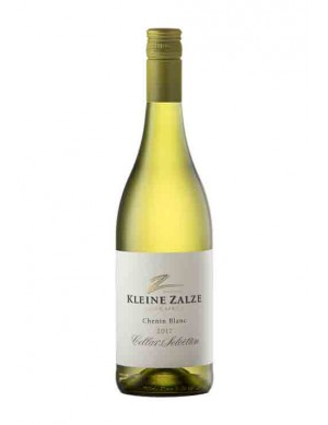 Kleine Zalze Cellar Selection Chenin Blanc - screw cap - 2019
