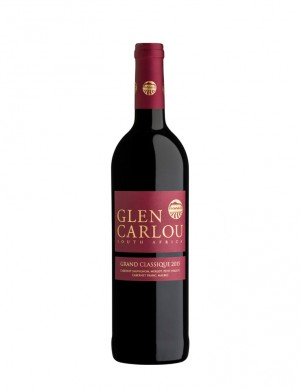 Glen Carlou Grand Classique - unfiltered - Wine of the Year 2020 - Killer Deal ab 6 Flaschen CHF 15.90 pro Flasche  - 2018