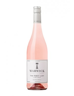 Warwick The First Lady Rosé - screw cap  - 2019