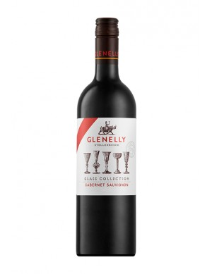 Glenelly Glass Collection Cabernet Sauvignon - 93 DECANTER - screw cap  - 2018