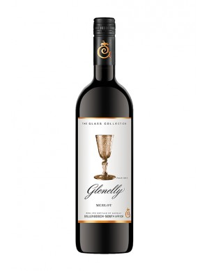 Glenelly Glass Collection Merlot - DV - AB 6 FLASCHEN 11.90 PRO FL  - 2017