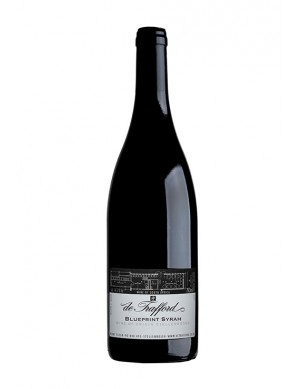 De Trafford Blueprint Shiraz  - 2016