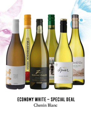KapWeine - Special Deal - 7565 Economy Chenin Blanc Tasting Set 2020