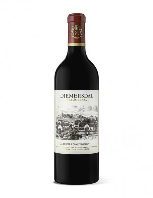 Diemersdal Cabernet Sauvignon The Journal - 2018