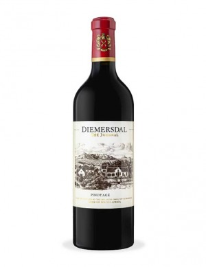 Diemersdal Pinotage The Journal - 2018