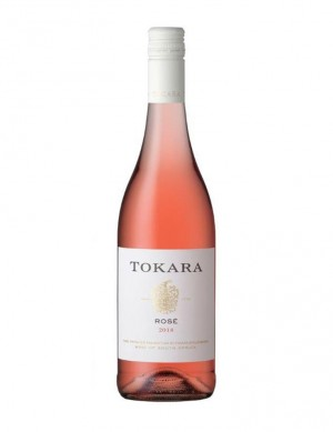 Tokara Rosé - screw cap - 2020