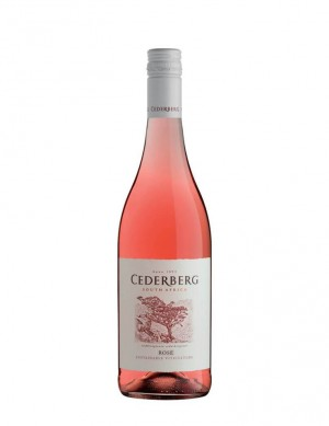 Cederberg Sustainable Rosé - screw cap  - 2020