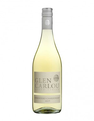 Glen Carlou Chardonnay Unwooded - screw cap - 2019