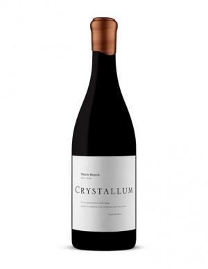 Crystallum The Whole Bunch Pinot Noir - WIRD NUR IM 3er-SET mit 2 Fl. Peter Max 18 verkauft zu CHF 103.50 anstelle 115.00 - 2019