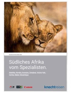 knechtreisen - Südliches Afrika vom Spezialisten GRATIS