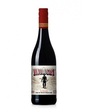 Vinologist Syrah - screw cap  - 2018