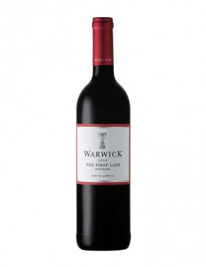 Warwick Pinotage First Lady - KILLER DEAL - ab 6 Flaschen 9.90 pro Flasche - 2019