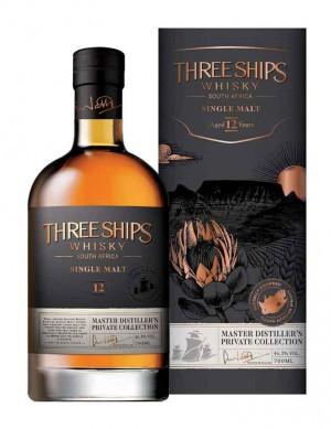 Three Ships 12 Year Single Malt Whisky