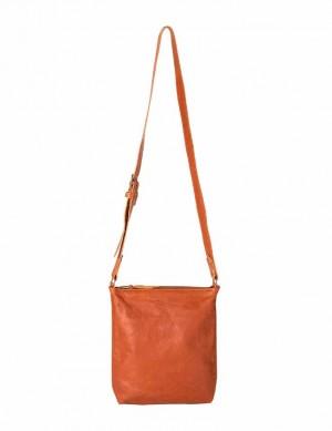 Rowdy Bag Umhängetasche Gross - Farbe Copper - Masse 265 X 300 X 50 mm
