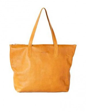 Rowdy Bag Tote Gross - Farbe Amber - Masse 405 X 385 X 120 mm