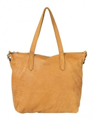 Rowdy Bag Tote Crossbody - Farbe Desert - Masse 365 X 330 X 120 mm