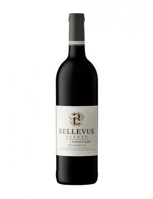 "Bellevue Morkel Pinotage - gereift - ""BUYER'S RISK"" -  - 2003"