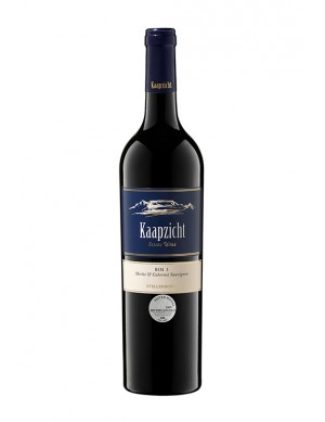 "Kaapzicht Bin 3 Cabernet-Merlot - gereift - ""BUYER'S RISK"" - - 2002"