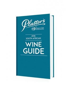 John Platter 2016 - Wineguide