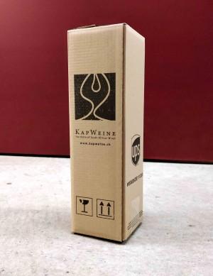 KapWeine Kartonverpackung 1er
