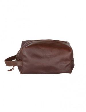 Rowdy Bag Necessaire - Farbe Maple - Masse 225 X 145 X 145 mm