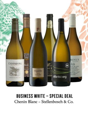 KapWeine - Special Deal - 7450 Business Chenin Blanc Stellenbosch & Co