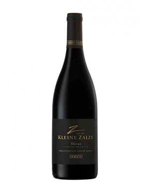 Kleine Zalze Vineyard Selection Shiraz - gereift  - 2015