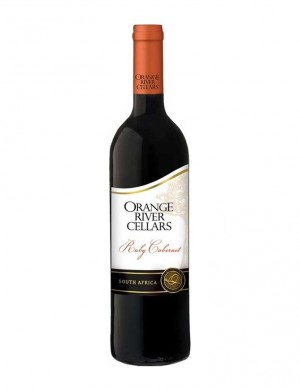 Orange River Cellars, Ruby Cabernet 2013 - gereift - 2015