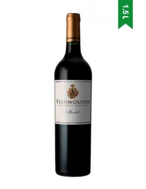"Veenwouden Merlot Magnum - gereift - ""BUYER'S RISK"" -  - 1997"