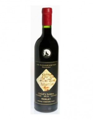 "Wolfkloof Merlot Child's Dream - gereift - ""BUYER'S RISK"" -  - 2009"