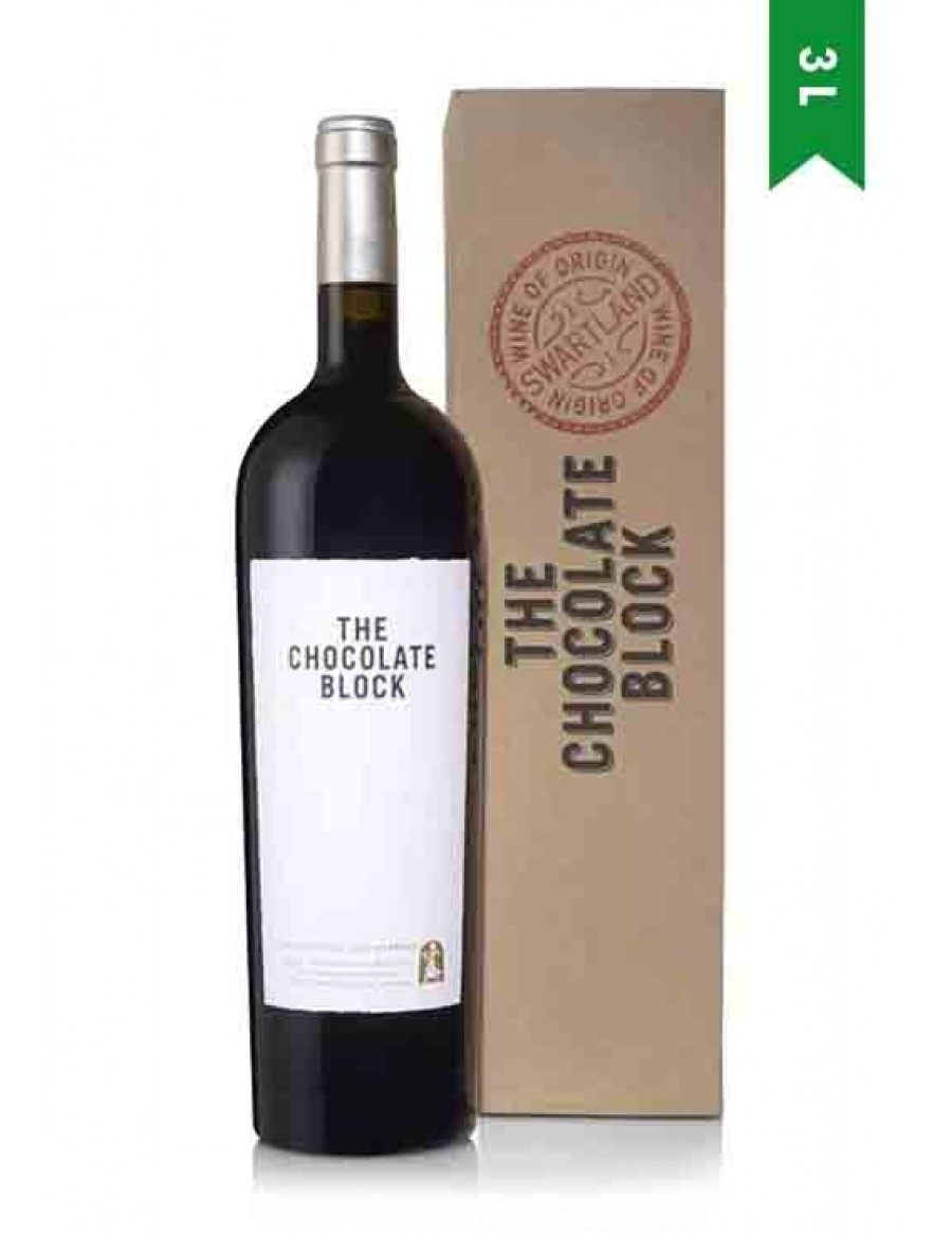 Chocolate Block 3 Liter - gereift - 2015