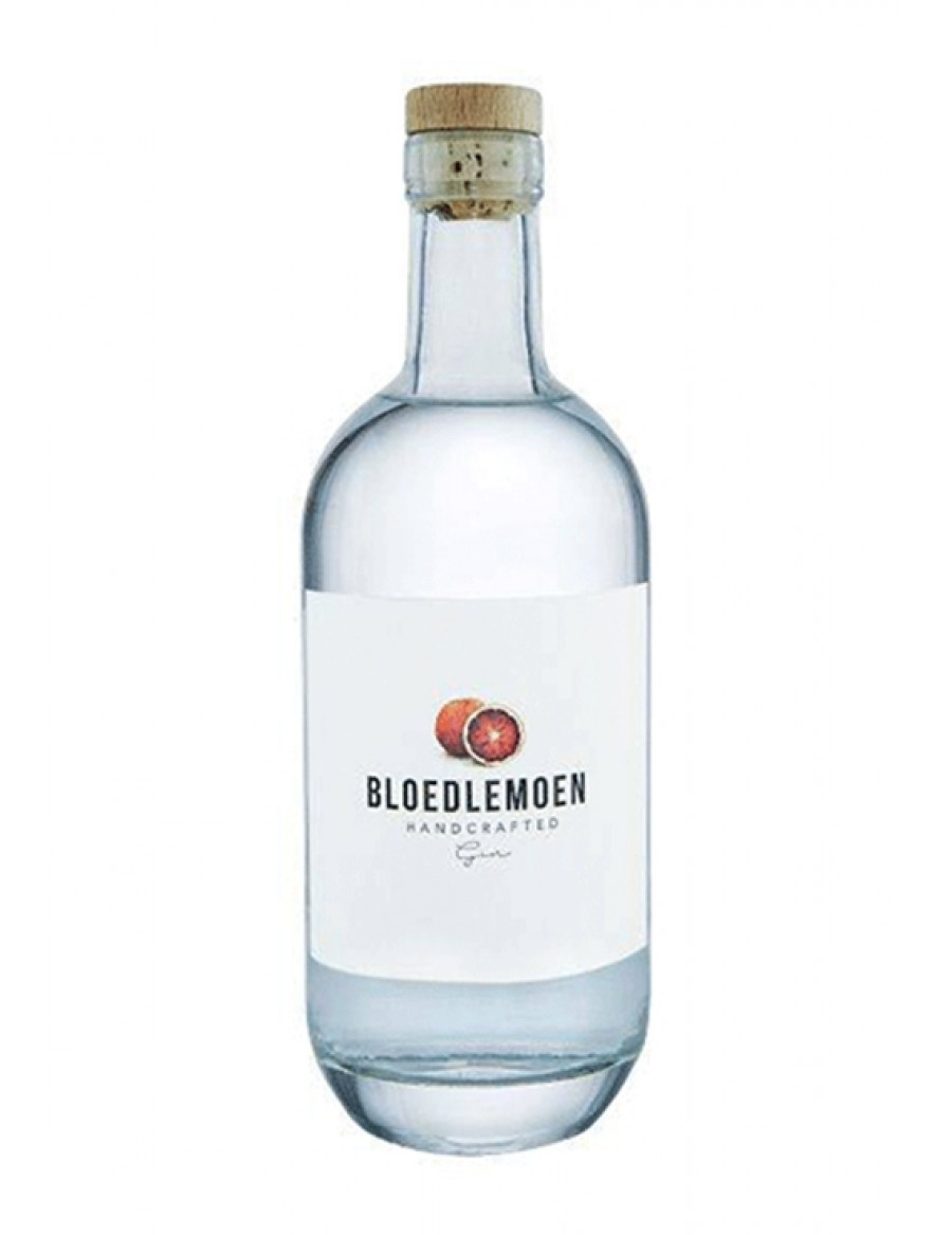Bloedlemoen Handcrafted Gin - plus 1 Gratisflasche Barker & Quin Honeybush Orange Tonic Water - plus 1 Gratisflasche Fitch & Leedes Blue Tonic Water